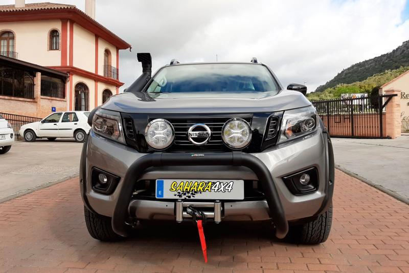 Aletines de Rueda Plastico ABS Nissan Navara D23 NP300 (2016-)