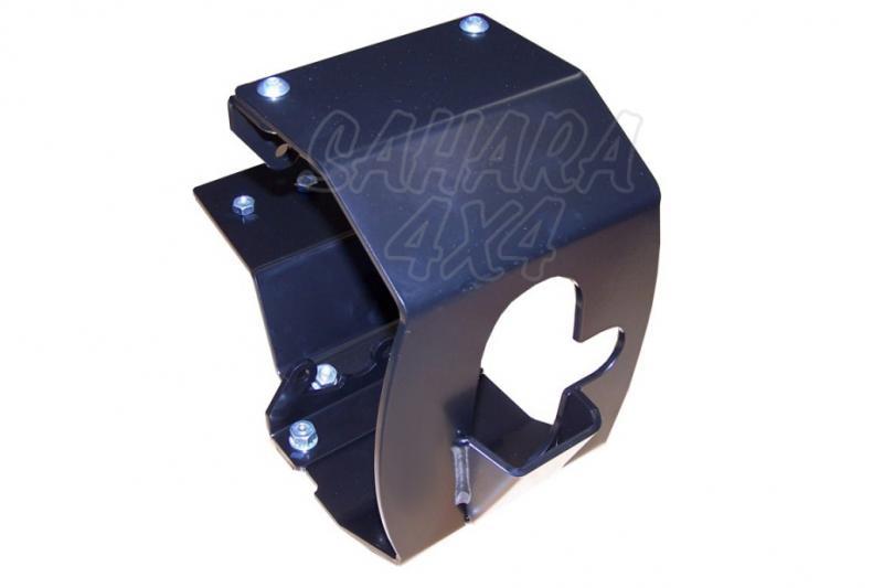 Protector de diferencial delantero HD Defender - Valido Defender todos los modelos