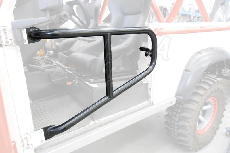 Puertas tubulares para land rover Defender - DEFENDER 90/110/130