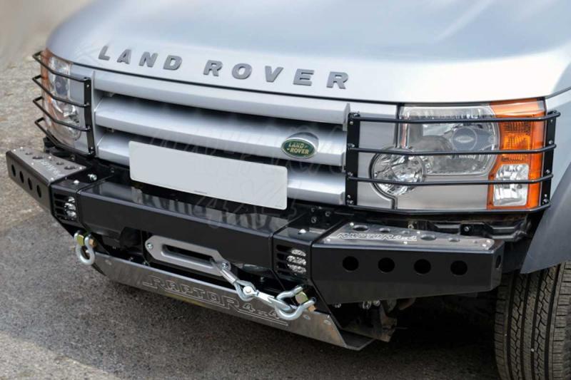 Paragolpes delantero , para Winch Land Rover Discovery III