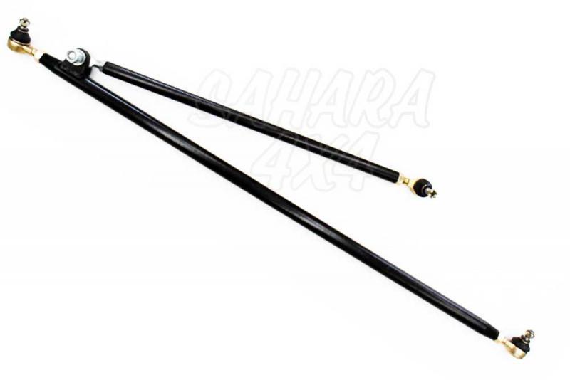 Kit de barras de direccion reforzadas para Suzuki Samurai  - Con rotulas incluidas