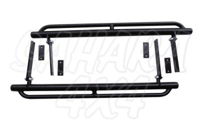 HD Tubular Rock Sliders Suzuki Samurai - Pareja