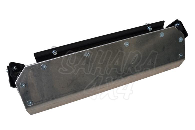 Protector de barras de direccion 8mm Duraluminio Suzuki Jimny - Seleccione su modelo