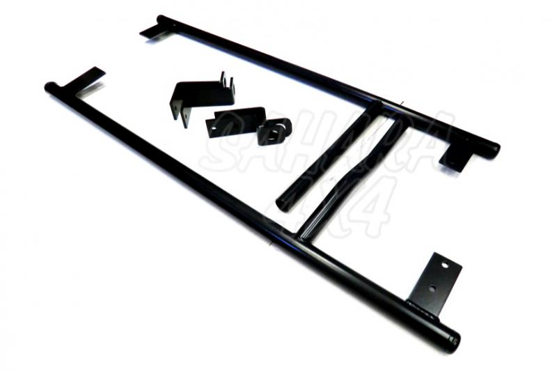 Tubular Rock Sliders Suzuki Jimny - Pareja