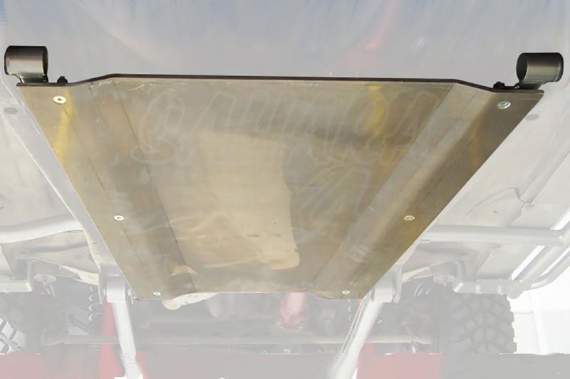 Protector central Duraluminio Suzuki Jimny -
