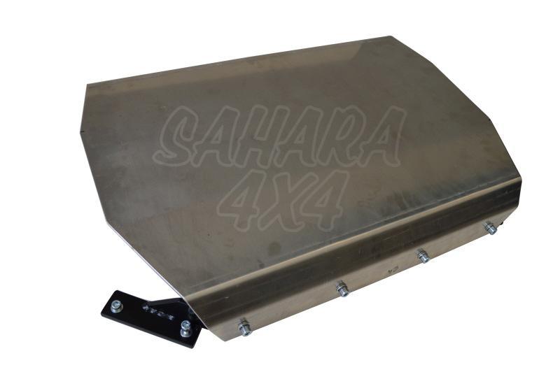 Protector deposito duraluminio 8 mm Nissan Patrol GR Y60 -