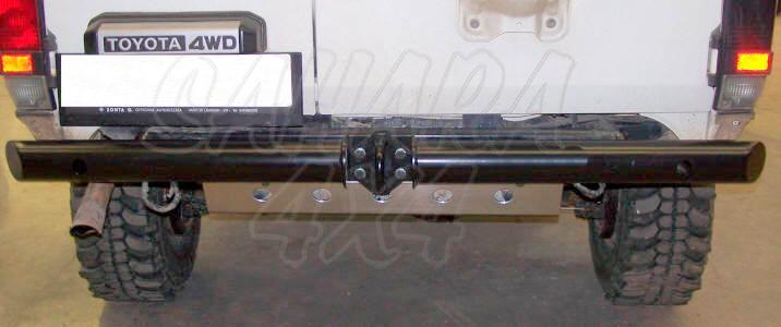 Paragolpes trasero tubular Toyota LJ/KZJ 70 -