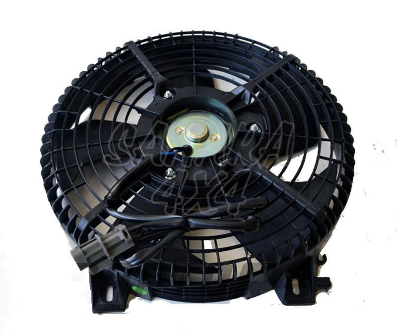 Ventilador de radiador para Suzuki Jimny
