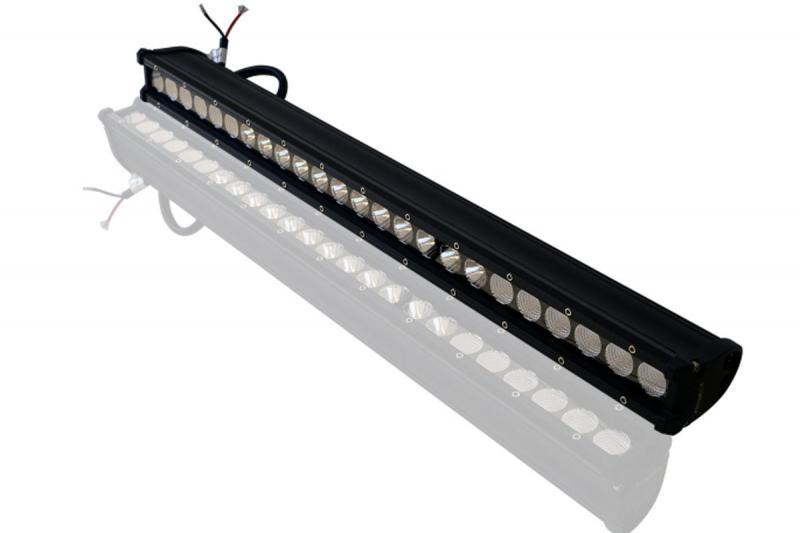 Barra de LED 21.5 55 cm 120W