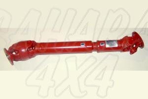 Cardan , Arbol de transmision con doble nudo KZJ/LJ 70 - Para elevaciones desde +6 cm hasta +12cm