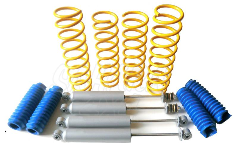 Kit Suspension +5/6 cm - Eleva 5/6 cm