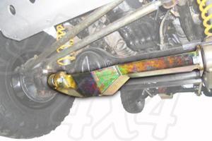 Protector Eje delantero Toyota LJ/KZJ 70 - Fabricado en acero