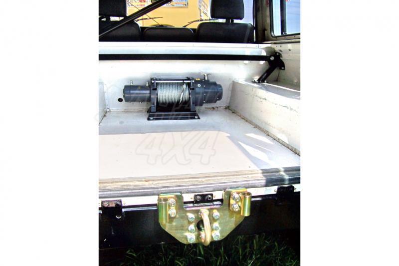 Internal rear winch carrier for Defender 90  - Defender 90
