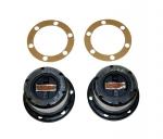 Liberadores de rueda manuales Mitsubishi Montero/L-200/Galloper - Pareja de libredores , calidad estandard
