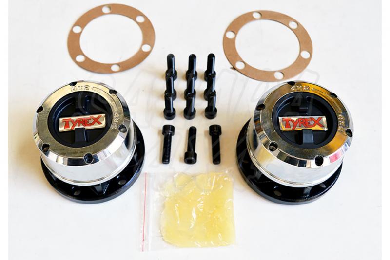 Liberadores de rueda manuales Nissan Navara/ Terrano I