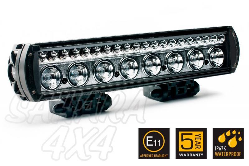 Faro LED Lazer RS-8 Leds + DRL Homologable - Precio por unidad , 12.5 Puntos de Luz