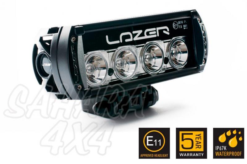 Faro LED Lazer ST-4 Leds Homologable - Precio por unidad , 7.5 Puntos de Luz