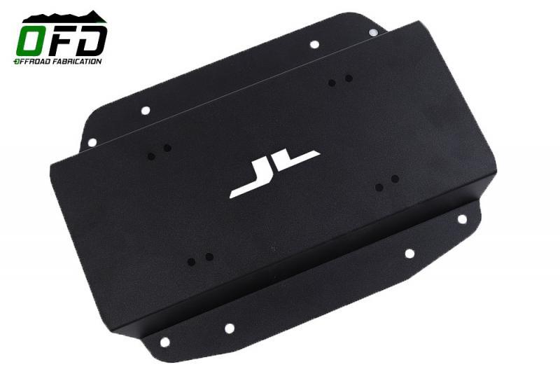 Tapa para soporte rueda de recambio OFD , Jeep Wrangler JL