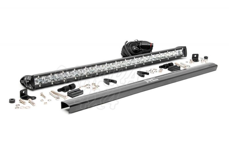 Barra de Led 76cm Led, Rough Country  - 150w, 12000 Lumens