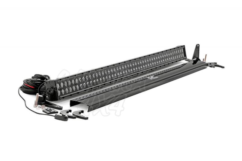 Barra de doble Led 127cm Led Black Series, Rough Country  - 288w, 23040 Lumens