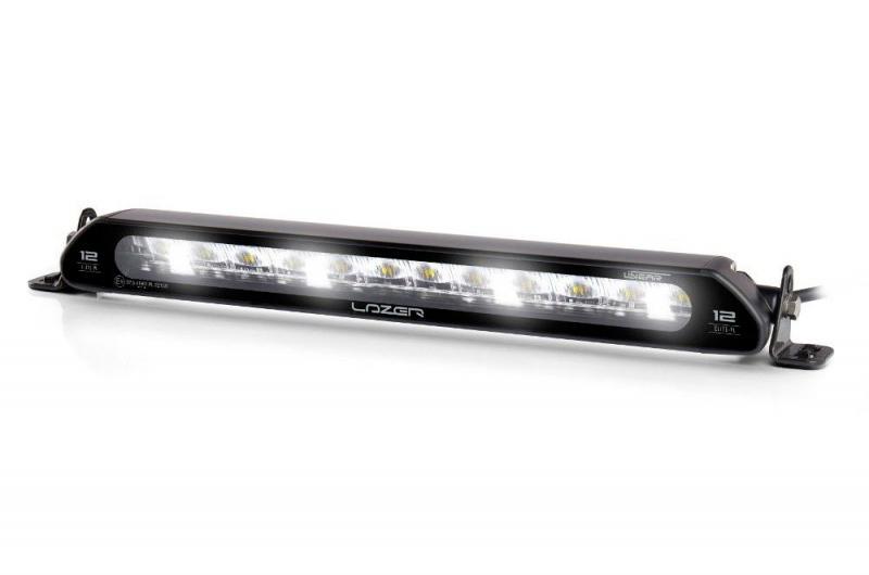 Faro LED Lazer  Linear-12 Elite con luz de posicion CE 37.5