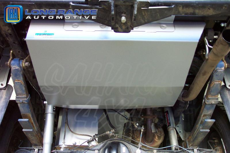Depósito auxiliar, 105L, Toyota HILUX Vigo - LRA Depósito auxiliar, 105L. Fotografía generica.