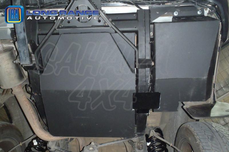 Depósito de reemplazo, 150L, Discovery TD5 - LRA Depósito de reemplazo, 150L .Fotografía generica.