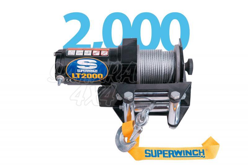 Superwinch LT2000 ATV 907Kg