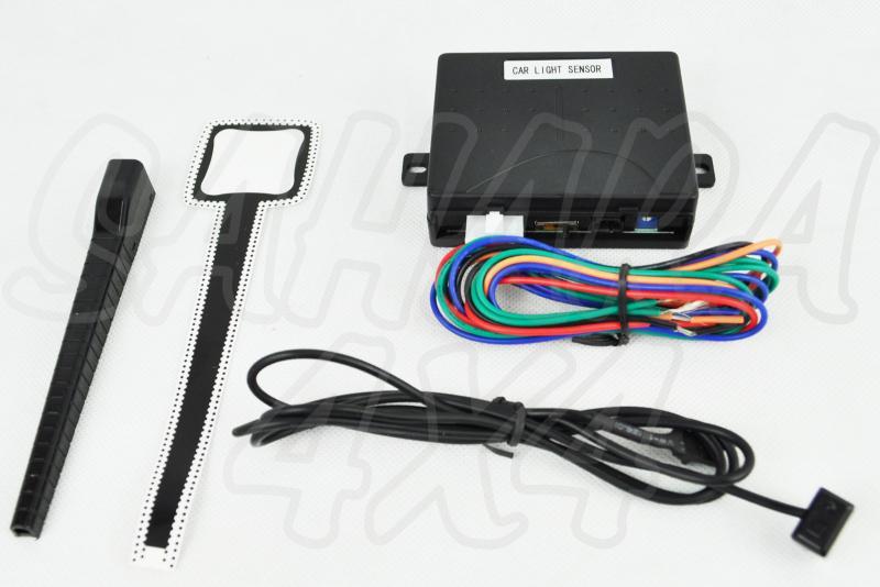 Sensor automático luces - Producto universal