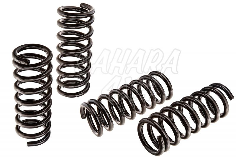 Kit Muelles Mabilsa traseros + 0mm Land Rover Freelander Hasta 06 - Kit de 2 Muelles . No valido TD4 gasolina