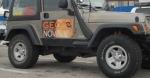 Protector lateral para gato Hi-Lift 4mm Jeep Wrangler YJ/TJ - Jeep Wrangler MOD. YJ/TJ