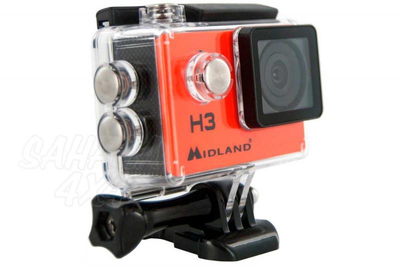 Midland H3 HD 3MP pantalla 2