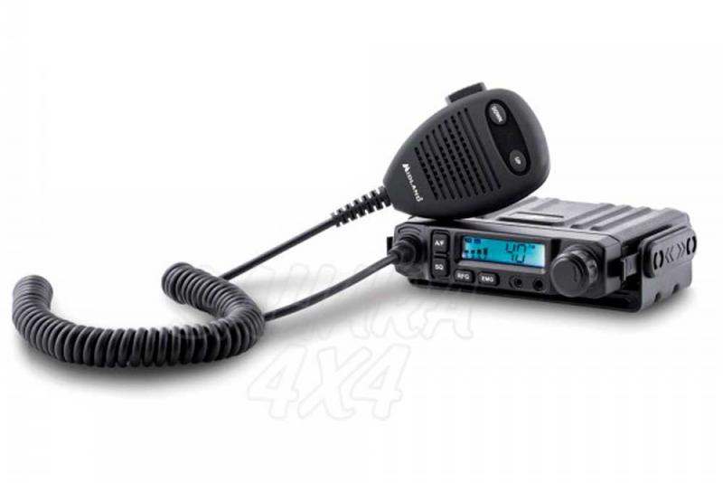 Emisora Midland M-Mini CB AM+FM - Emisora 27mhz  , La CB Midland más pequeña