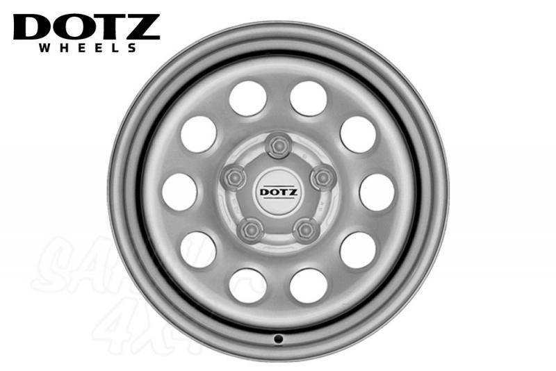 Llanta acero Modular silver 7x16 ET0 5x120 65 CB