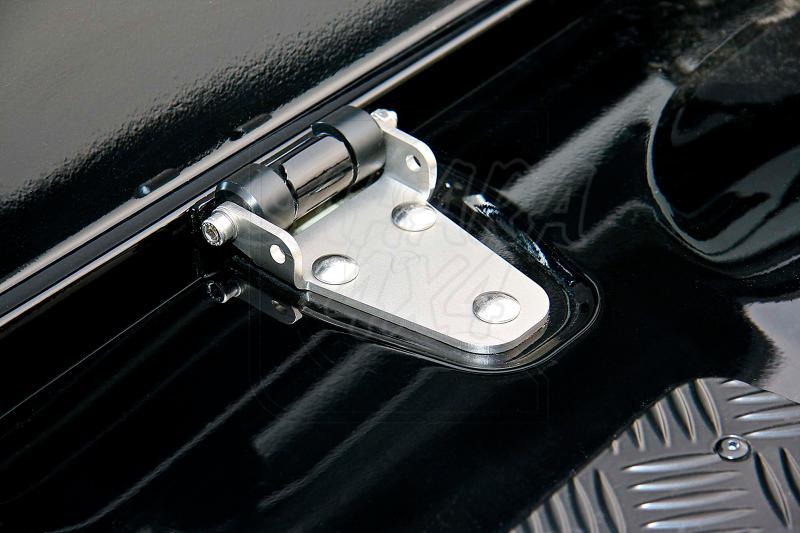Visagras de seguridad para el capó - Valido para Land rover defender año 1989 - 2013
