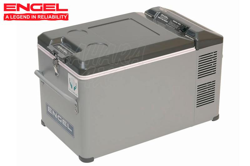 Nevera Congelador Engel MT-35F-G3 32 lts 12/24/230v - Tamaño 64.7x40.8x36.4 cm