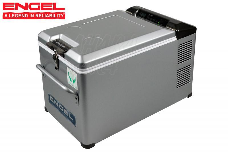 Nevera Congelador Engel MT-35F-G3-S 32 lts 12/24/230v - Tamaño 64.7x40.8x36.4 cm