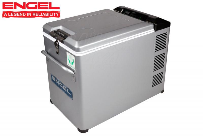Nevera Congelador Engel MT-45F-G3-S 42 lts 12/24/230v - Tamaño 64.7x50.8x36.4 cm