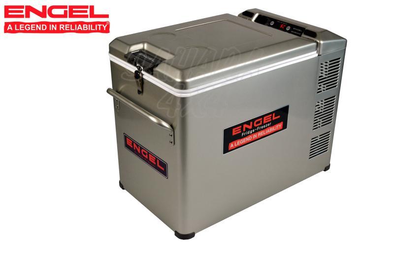 Nevera Congelador Engel MT-45F-G3-P 42 lts 12/24/230v - Tamaño 64.7x50.8x36.4 cm