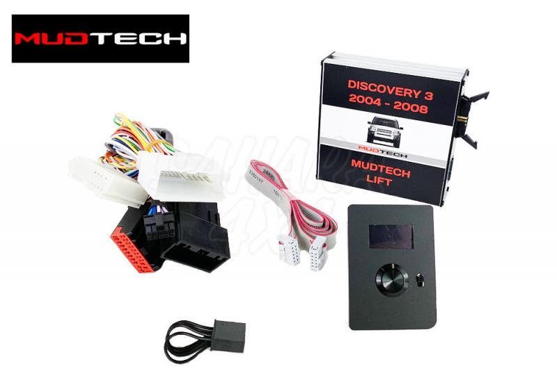 Control electronico de la suspension para Discovery 3