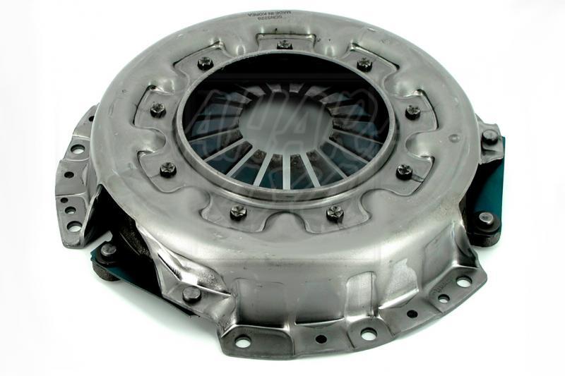 Prensa de embrague Nissan Patrol 2.8 TD , X3021022J00  - Prensa para  Diametro 240 mm , Dientes 24