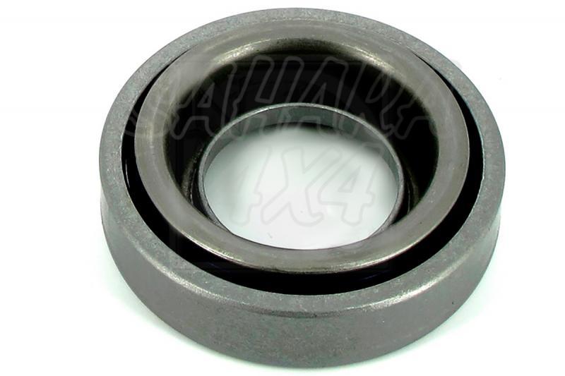 Cojinete de embrague Nissan   - Cojinete Diametro Ext 81 mm, interior 40 mm, alto 23 mm, 1996-1997