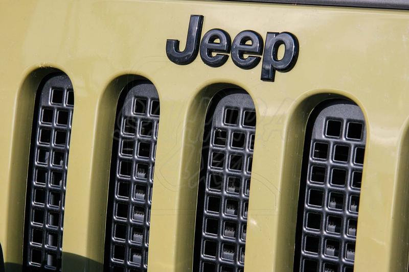 Rejilla radiador para Jeep Wrangler JK - Valido para jeep wrangler JK