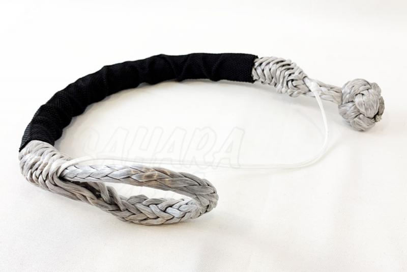 Grillete 12 TN , cuerda sintetica - Medida de 60 cm largo , fabricado en Europa