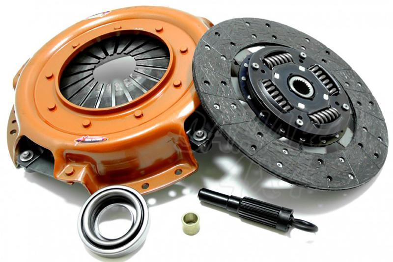 Kit de embrague Xtreme Outback para Nissan Patrol GR Y61 3.0 Diesel  - Reforzado un 40% más que el original. Medidas 275x24x26mm