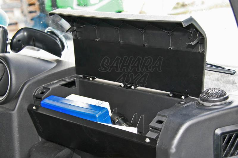 Guantera para Land rover Defender post 2007