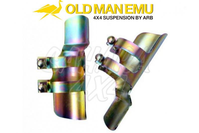 Kit de Protectores Amortiguadores OME660 - Par de Protectores