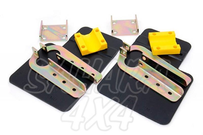 Kit de Faldillas Protectoras Amortiguador OME662 - Par de Protectores