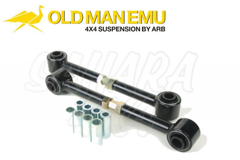 Tirantes Traseros Superiores Regulables Old Man Emu - Recomendado para ajustar el eje trasero.