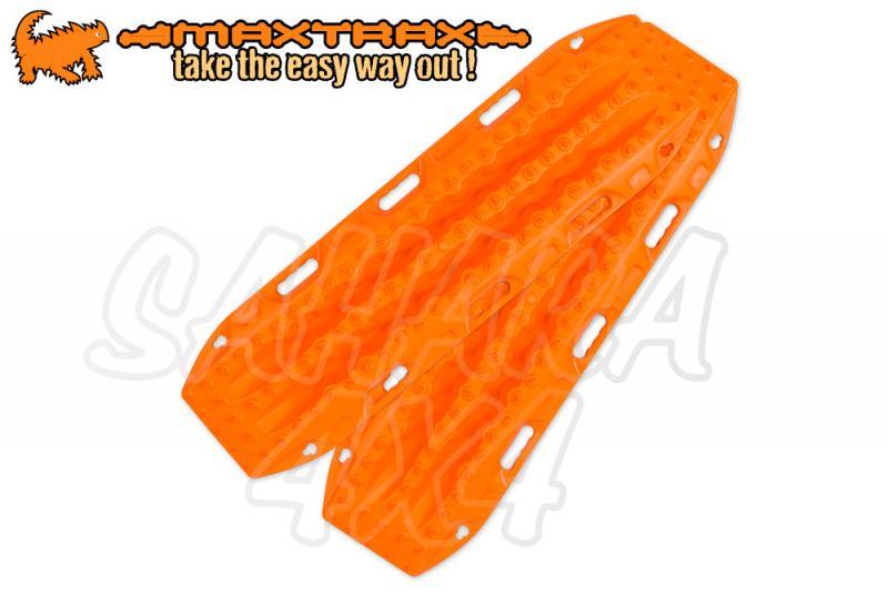 Planchas Maxtrax MKII Nuevo Modelo - Precio por Pareja de Planchas